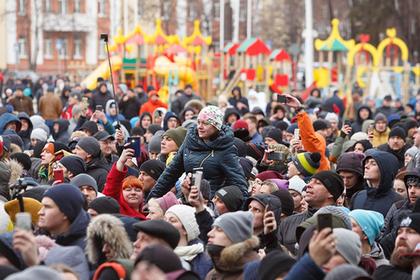 Москвичи почтут память погибших в Кемерове в центре города