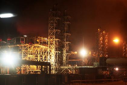 НОВАТЭК установил первую партию сжиженного природного газа вИндию