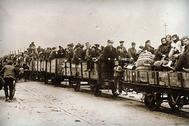 Беженцы-христиане из Малой Азии. 1922 год