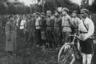 Комсомольская разведывательная рота на фронте. 1918-1919.