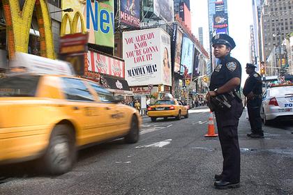 Жестокий заключенный уехал от полицейских на такси