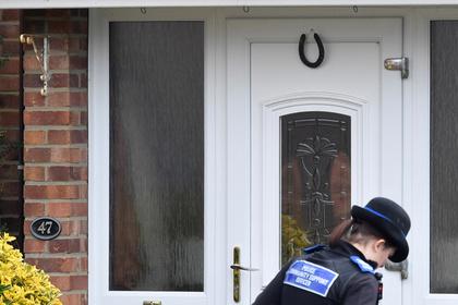 Полиция нашла «Новичок» на двери в доме Скрипаля