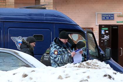 Сумку свалютой на58 млн руб. украли умужчины в столице России
