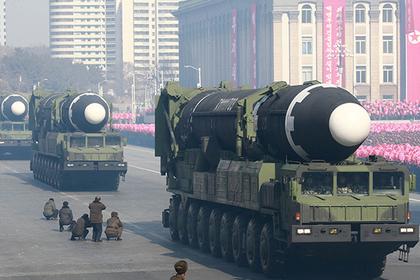 Северная Корея не заметила собственного призыва отказаться от ядерного оружия