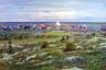 По поручению правительства Прокудин-Горский  сделал около 130 снимков Мурманской дороги и близлежащих населенных пунктов. Через Кемь железная дорога прошла в 1915 году, регулярное движение открыли годом позже.