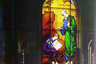 Леушинский женский монастырь действовал до 1931-го. В период с 1941 по 1946 год был затоплен водами Рыбинского водохранилища. При затоплении большая часть икон была утрачена.