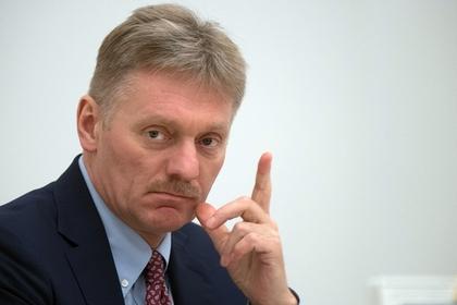 Песков: Провокации очисле жертв пожара вКемерово исходили из 2-х стран