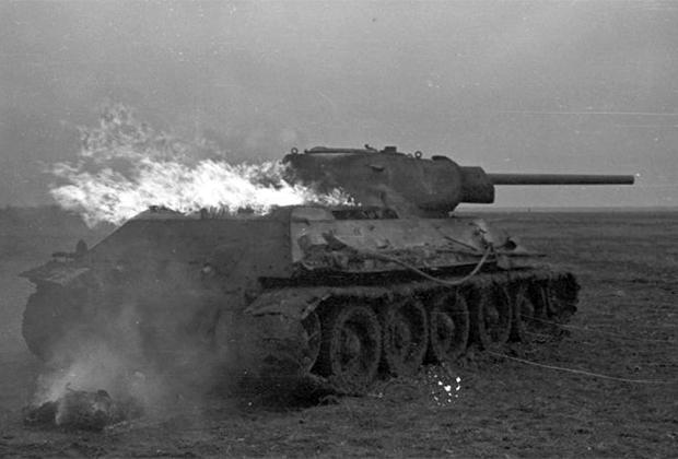 Танк Т-34 (1941 год)