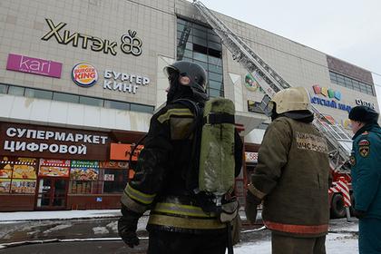 Тушивший пожар в ТЦ «Зимняя вишня» спасатель объяснил действия коллег