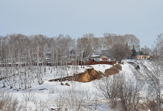 Поселок Трещевский в Кемеровской области