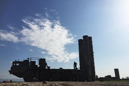 Минобороны назвало глупостью «обман» израильскими самолетами систем ПВО в Сирии