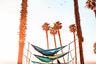 Встречать закат в солнечной Калифорнии можно по-разному: например, пойти с друзьями на пляж, повесить на пальмы несколько гамаков и нежиться в лучах заходящего солнца. Фотограф Райан Лонгнекер случайно заснял расслабляющуюся компанию по пути на пирс. По его словам, при желании любую прогулку можно превратить в небольшое приключение— стоит только включить воображение.