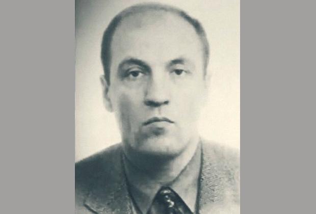 Николай Гавриленков (Степаныч)