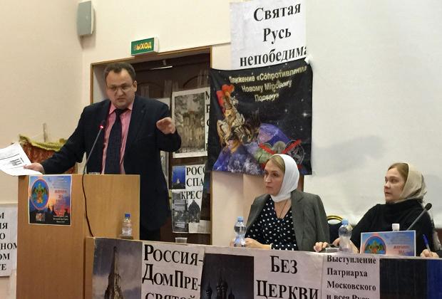 Депутат Мосгордумы Николай Мишустин
