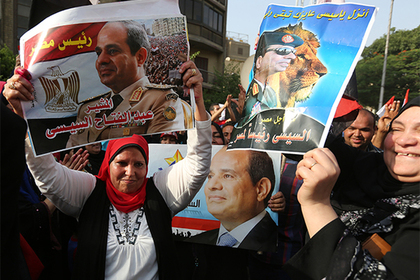 Стало известно имя следующего президента Египта