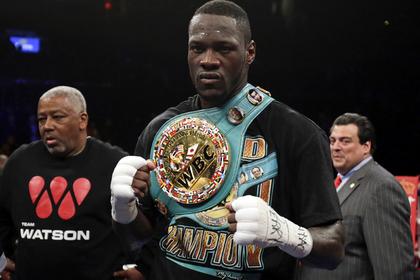 Американский боксер признался в желании убить человека