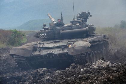 Военные получат новейшую версию Т-90М в этом году