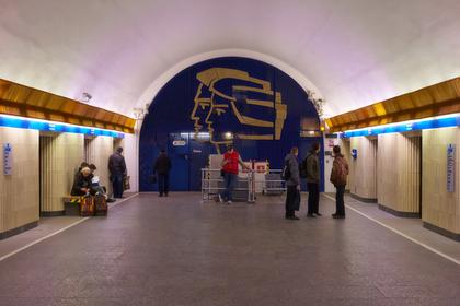 Станция метро «Петроградская»