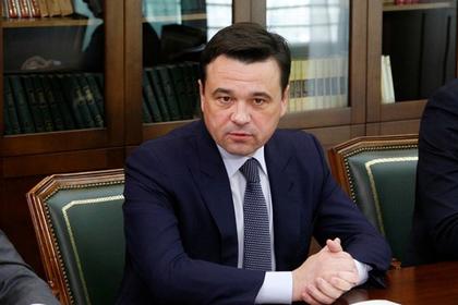Губернатор Подмосковья поручил готовиться к весеннему паводку