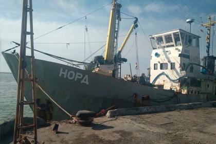 Украинские таможенники обещали отпустить рыбаков взамен напризнание себя украинцами