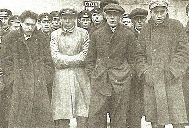 Банда Николая Сафронова (Сабан)