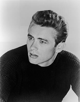 Для популяризации свитеров Джеймс Дин сделал не меньше, чем принц Уэльский Эдуард за 30 лет до него.