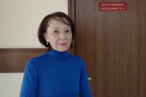 Оксана Походун