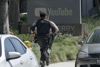 Полиция опознала стрелявшую в офисе YouTube женщину