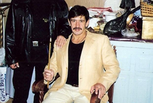Константин Яковлев (Костя Могила)