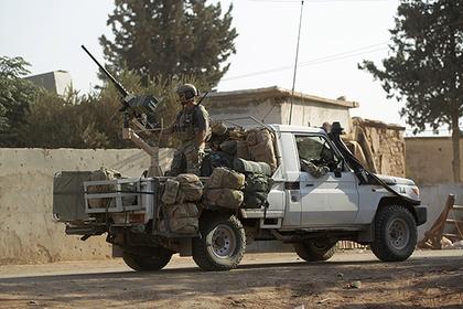 США решили уйти из Сирии и создали там новую военную базу