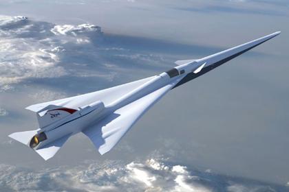 Lockheed Martin анонсировала сверхзвуковой пассажирский самолет