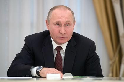 Путин продемонстрировал безразличие к возможным извинениям Лондона