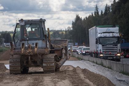 ВСП поведали омногочисленных нарушениях при строительстве ЦКАД вПодмосковье