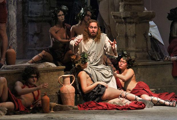 Опера Рихарда Вагнера «Тангейзер» в постановке Тимофея Кулябина