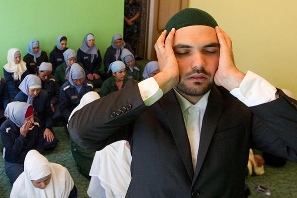 Мусульмане сексуальный скандал