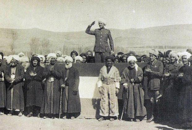 Провозглашение Мехабадской республики, 1946 год