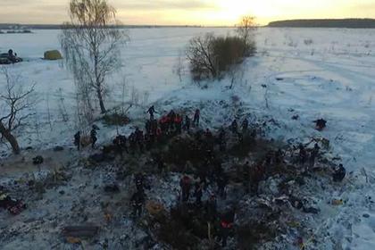 Экспертизу тел погибших в катастрофе Ан-148 отложили после пожара в Кемерове
