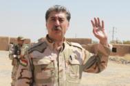 Курдский военачальник Хусейн Язданпан
