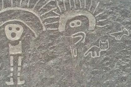 В Перу нашли новые загадочные узоры