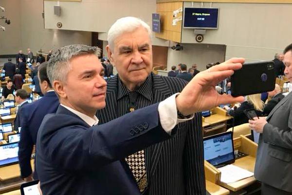 Евгений Ревенко и Фатих Сибагатуллин