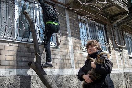 «Пасхальное поздравление»: ВСУ прошлись огнём пополевому медицинскому пункту ЛНР