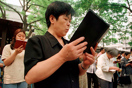 Китай запретил христианам нести слово Божье через интернет