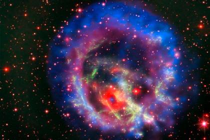 За пределами Галактики впервые нашли темную звезду