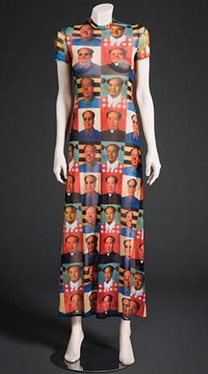 Платье с изображением Мао Дзэдуна, Vivienne Tam