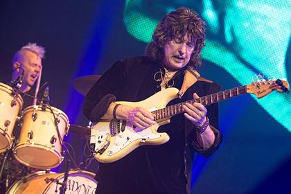 Основатель Deep Purple Ричи Блэкмор выступит вПетербурге