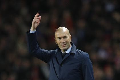 """Зидан: «""""Реал"""" небудет устраивать чемпионский коридор для """"Барселоны""""»"""