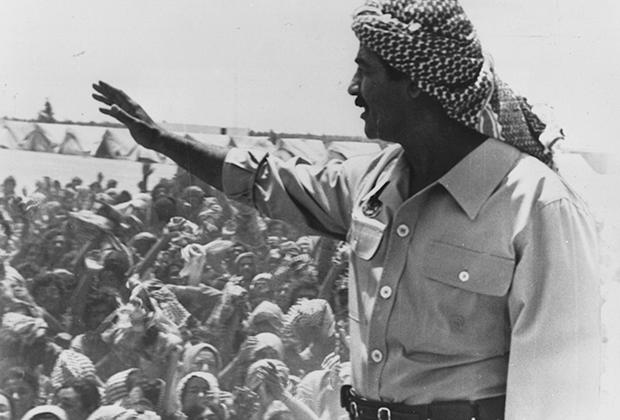 Саддам Хусейн. 1980 год