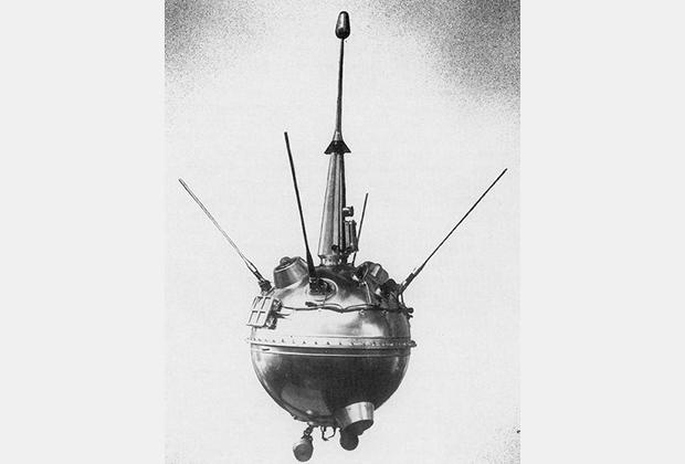 Аппарат «Луна-2»