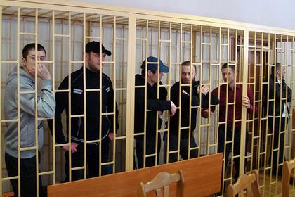 Пятеро «приморских партизан» получили от8 до25 лет колонии