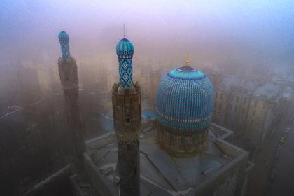 Старику-мусульманину раскололи череп в потасовке вСоборной мечети